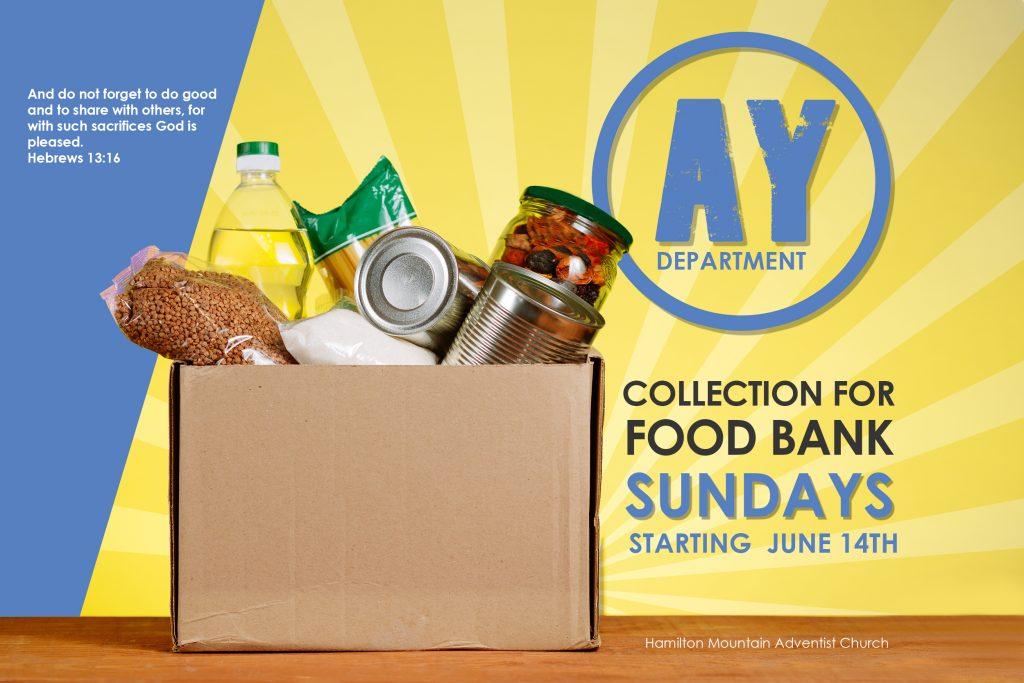 Adventist Food bank