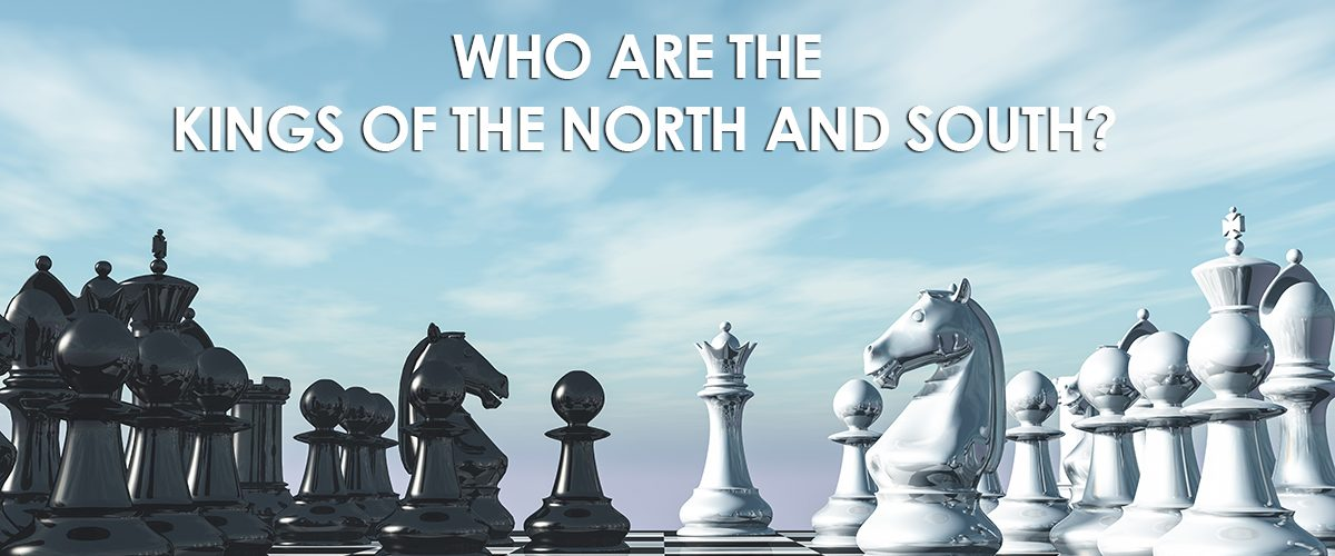 king of the north king of the south