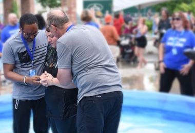 public baptism