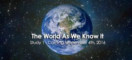 Prophecy Seminar – Participate